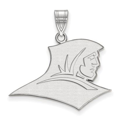 Picture Of Providence College 10k White Gold Large Pendant