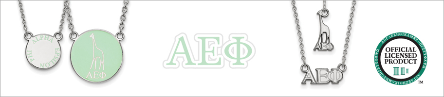 Alpha Epsilon Phi Sorority Merchandise