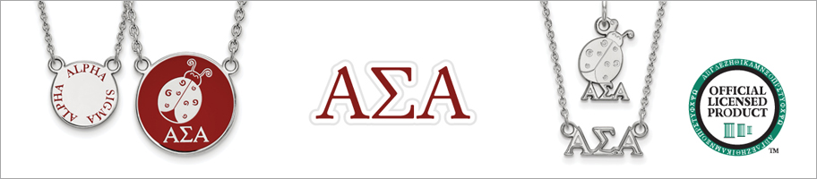 Alpha Sigma Alpha Sorority Merchandise