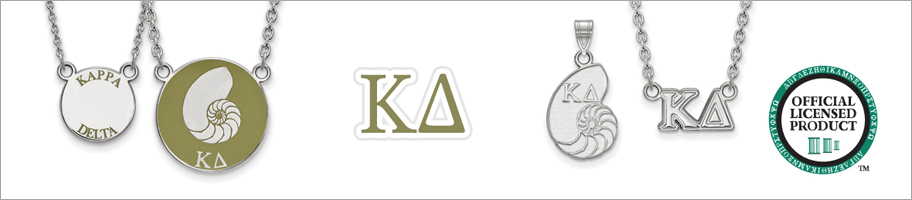 Kappa Delta Sorority Merchandise