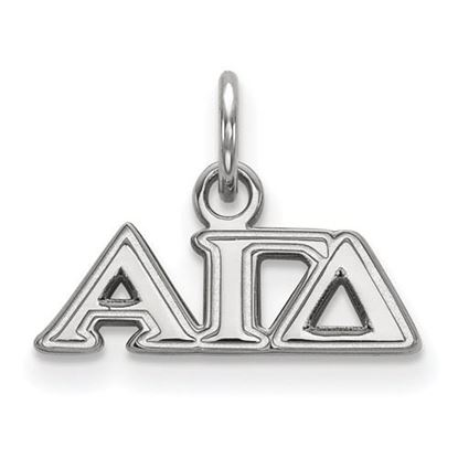 Picture of Alpha Gamma Delta Sorority Extra Small Pendant