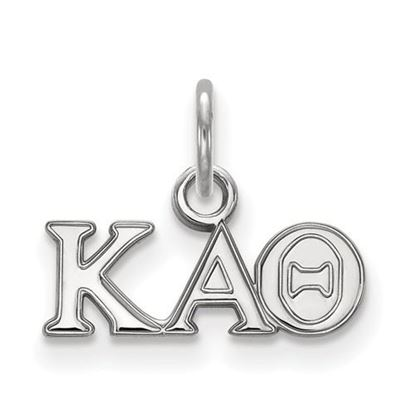 Picture of Kappa Alpha Theta Phi Sorority Extra Small Pendant