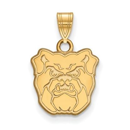 Picture of Butler University Bulldogs 10k Yellow Gold Small Pendant