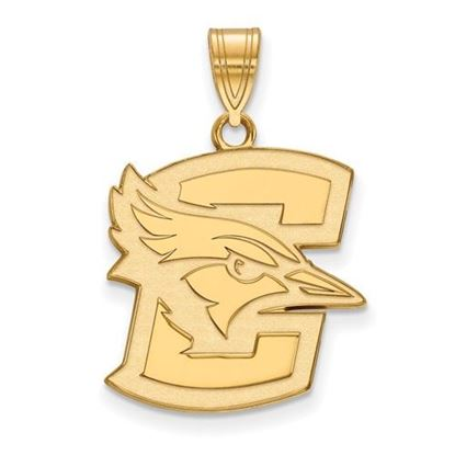 Picture of Creighton University Blue Jays 10k Yellow Gold Large Pendant