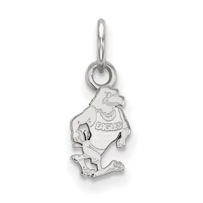 Picture of Georgia Southern University Eagles 10k White Gold Extra Small Pendant