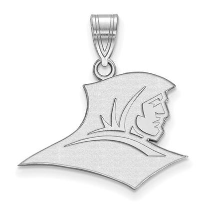 Picture of Providence College Friars 10k White Gold Medium Pendant