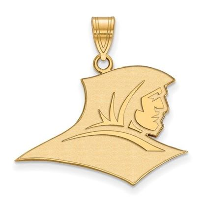 Picture of Providence College Friars 10k Yellow Gold Large Pendant