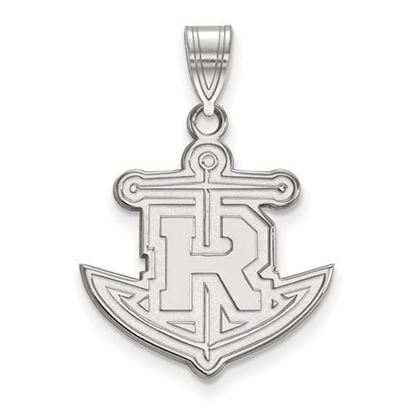 Picture of Rollins College Tars 14k White Gold Large Pendant