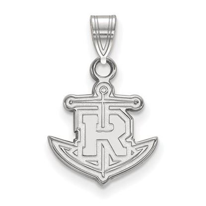 Picture of Rollins College Tars 14k White Gold Small Pendant
