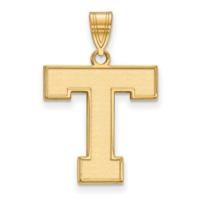 Picture of Tarleton State University Texans 10k Yellow Gold Large Pendant