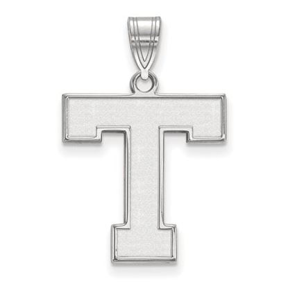 Picture of Tarleton State University Texans 14k White Gold Large Pendant