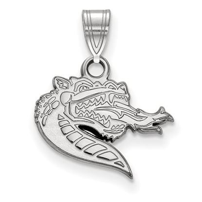 Picture of University of Alabama at Birmingham Blazers 14k White Gold Small Pendant