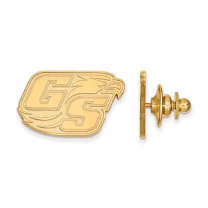 Picture of Georgia Southern University Eagles Sterling Silver Gold Plated Lapel Pin