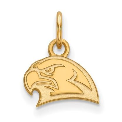 Picture of Miami University Redhawks Sterling Silver Gold Plated Extra Small Pendant