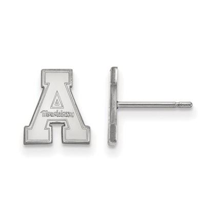 Picture of Appalachian State University Mountaineers Sterling Silver Extra Small Post Earrings