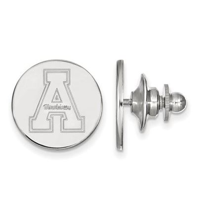 Picture of Appalachian State University Mountaineers Sterling Silver Lapel Pin