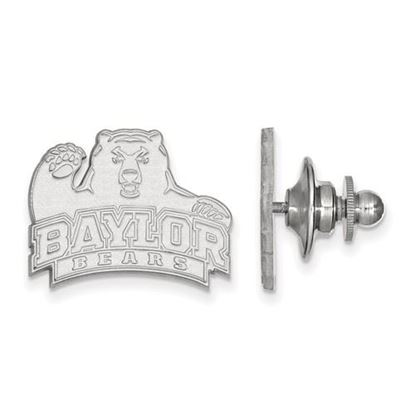 Picture of Baylor University Bears Sterling Silver Lapel Pin