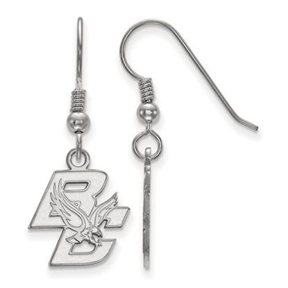 Picture of Boston College Eagles Sterling Silver Small Dangle Earrings