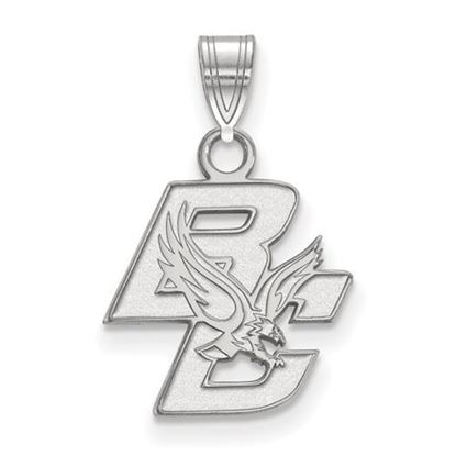 Picture of Boston College Eagles Sterling Silver Small Pendant