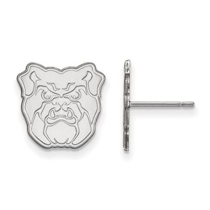Picture of Butler University Bulldogs Sterling Silver Small Post Earrings