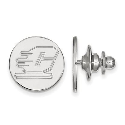 Picture of Central Michigan University Chippewas Sterling Silver Lapel Pin