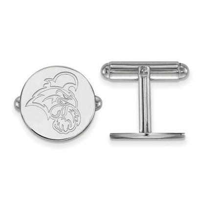 Picture of Coastal Carolina University Chanticleers Sterling Silver Cuff Links