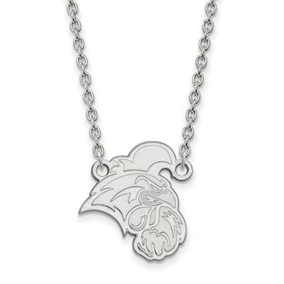 Picture of Coastal Carolina University Chanticleers Sterling Silver Large Necklace