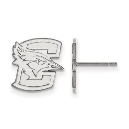 Picture of Creighton University Blue Jays Sterling Silver Small Post Earrings