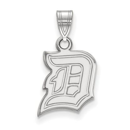 Picture of Duquesne University Dukes Sterling Silver Small Pendant