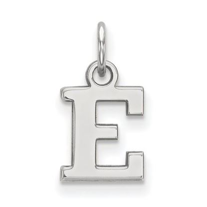 Picture of Eastern Michigan University Eagles Sterling Silver Extra Small Pendant