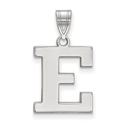 Picture of Eastern Michigan University Eagles Sterling Silver Medium Pendant