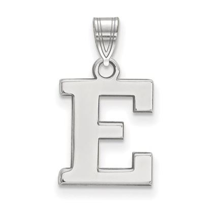 Picture of Eastern Michigan University Eagles Sterling Silver Small Pendant