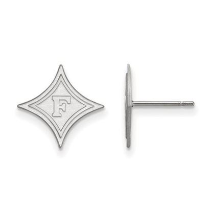 Picture of Furman University Paladins Sterling Silver Small Post Earrings