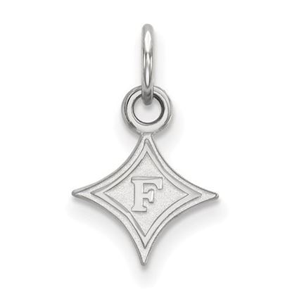 Picture of Furman University Paladins Sterling Silver Extra Small Pendant