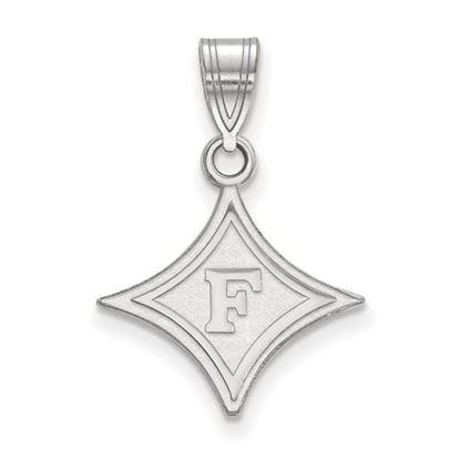 Picture of Furman University Paladins Sterling Silver Medium Pendant