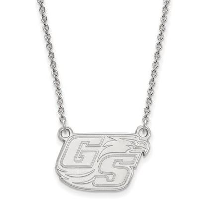 Picture of Georgia Southern University Eagles Sterling Silver Small Necklace