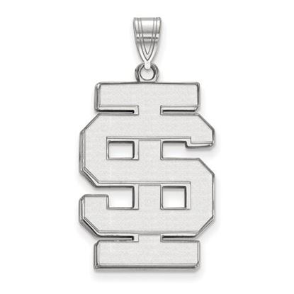 Picture of Idaho State University Bengals Sterling Silver Extra Large Pendant