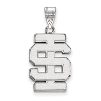 Picture of Idaho State University Bengals Sterling Silver Large Pendant