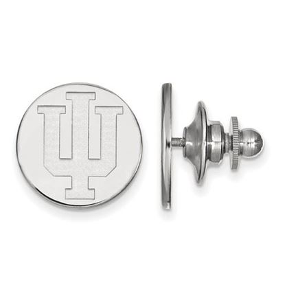 Picture of Indiana University Hoosiers Sterling Silver Lapel Pin