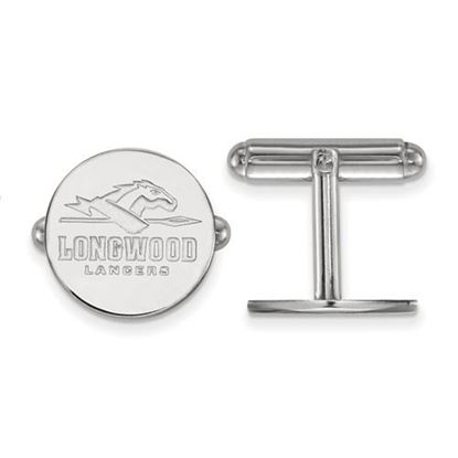 Picture of Longwood University Lancers Sterling Silver Cuff Links