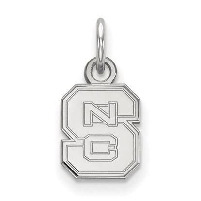 Picture of North Carolina State University Wolfpack Sterling Silver Extra Small Pendant