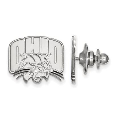 Picture of Ohio University Bobcats Sterling Silver Lapel Pin