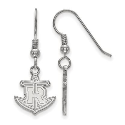 Picture of Rollins College Tars Sterling Silver Small Dangle Earrings