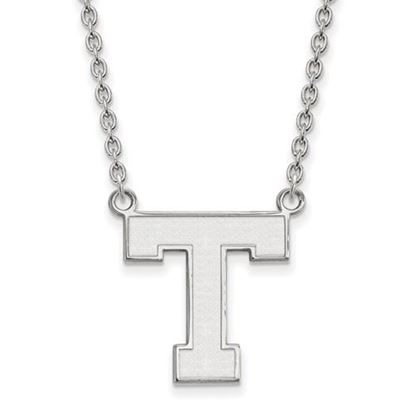 Picture of Tarleton State University Texans Sterling Silver Large Necklace