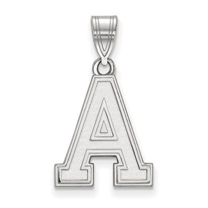 Picture of U.S. Military Academy Black Knights Sterling Silver Medium Pendant