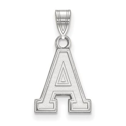 Picture of U.S. Military Academy Black Knights Sterling Silver Small Pendant
