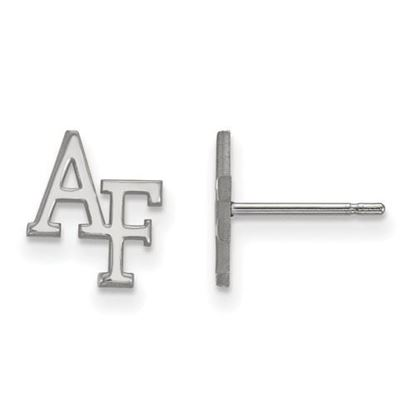Picture of U.S. Air Force Academy Falcons Sterling Silver Extra Small Post Earrings