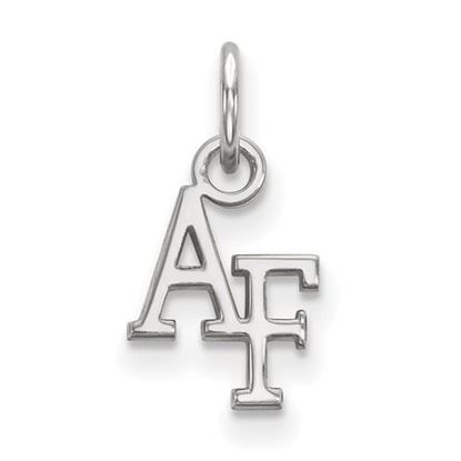 Picture of U.S. Air Force Academy Falcons Sterling Silver Extra Small Pendant