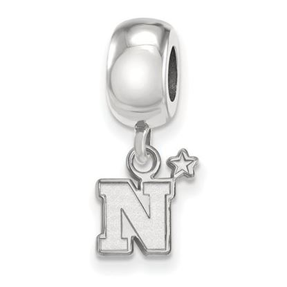 Picture of U.S. Naval Academy Midshipmen Sterling Silver Extra Small Bead Charm