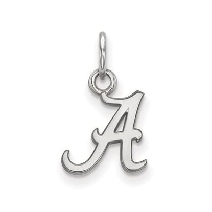 Picture of University of Alabama Crimson Tide Sterling Silver Extra Small Pendant